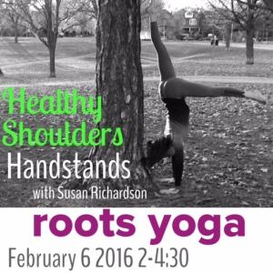 roots handstand